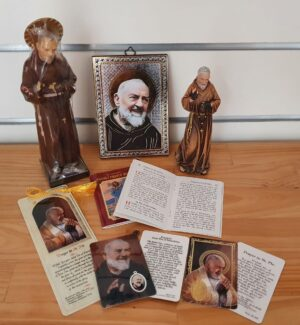 Feast Day of St Padre Pio (September 23rd)